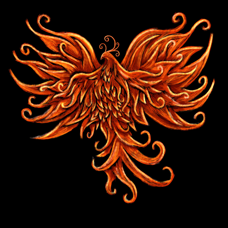Painting: Phoenix