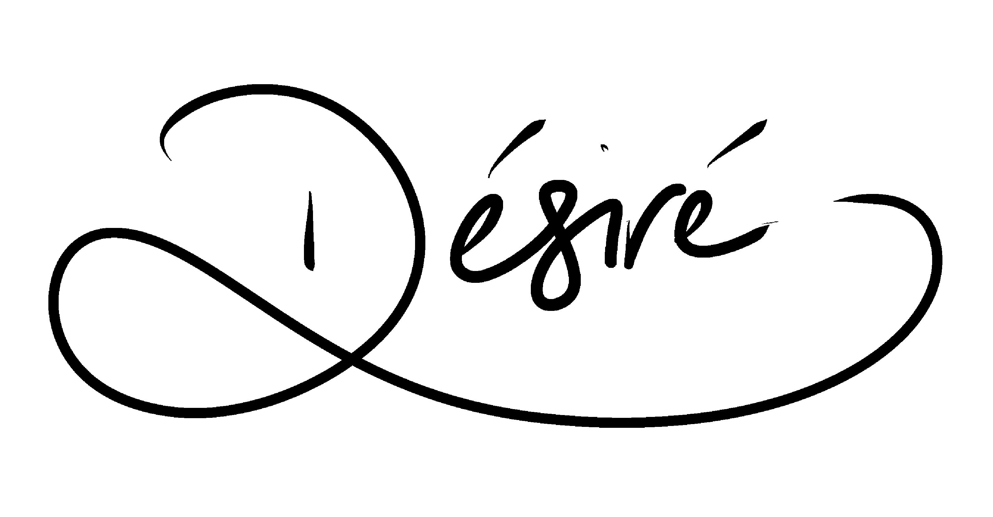 Désiré Logo